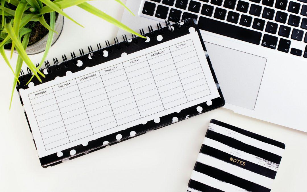 Effective Time Management: work smarter not harder